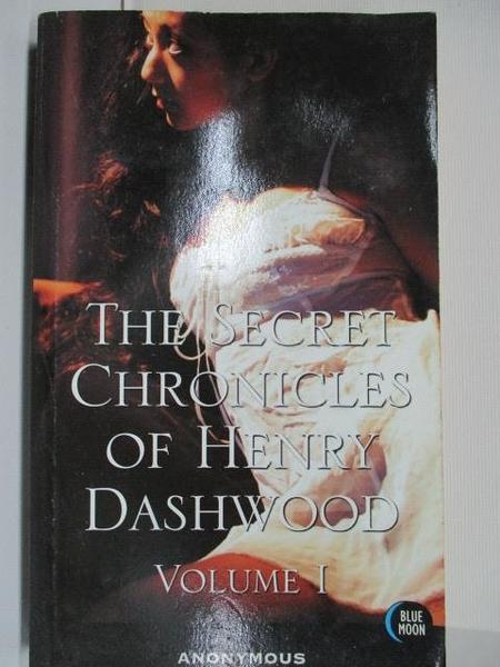 【書寶二手書T6/原文小說_B65】The Secret Chronicles of Henry Dashwood_Vol.1_Up and Coming