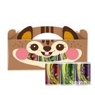 【長青穀典】小松鼠罐裝3入禮盒(茶)...