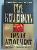 【書寶二手書T8/原文小說_HSY】Day of Atonement_Faye Kellerman