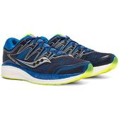 Saucony 19SS 頂級 支撐 男慢跑鞋 HURRICANE ISO5系列 S20460-2 贈腿套【樂買網】