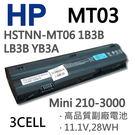 HP MT03 3芯 日系電芯 電池 MTO3 MT03 MT06 TPN-Q102 TPNQ102 TPN-Q101 TPNQ101 MTO6 HSTNN-DB3B