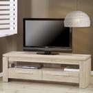 兩色可選/ 歐登五尺雙抽電視櫃-/ 客廳櫃 / 客廳組 & DIY組合傢俱 [簡單樂活]