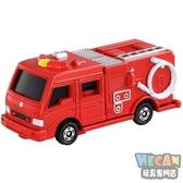 TOMICA多美小汽車 4D版 消防車 (TAKARA TOMY) 14653