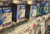 日本原裝電子煙iqos專用酒精清潔棒棉棒棉簽 40根獨立裝