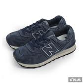 NEW BALANCE 男 復古鞋 經典復古鞋 復刻鞋 慢跑鞋 牛仔帆布休閒鞋 - ML574WSA