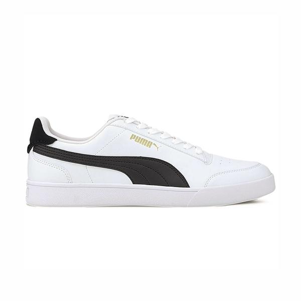 Puma Shuffle 男鞋 白 基本款 休閒鞋 309668-03