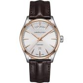 Hamilton 漢米爾頓 JAZZMASTER 爵士機械腕錶H42525551-42mm H42525551