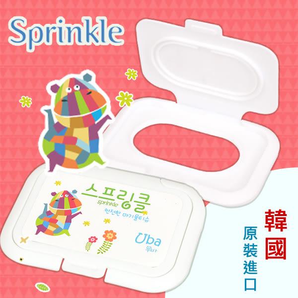 韓國濕紙巾蓋-河馬/重複黏濕巾專用盒蓋 Sprinkle F-7000-U