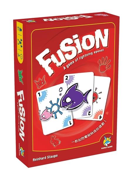 【KANGA GAMES】終極無影手-第二版 Fusion 2nd Edition 家庭益智派對桌上遊戲