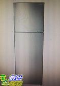 [COSCO代購] W121766 Sharp 253公升變頻上下門冰箱 SJ-GX25-SL