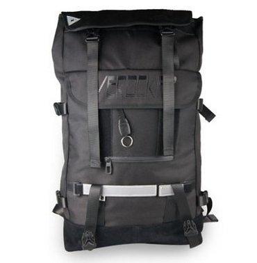 《澤米》輕騎容量可調後背包 潮酷時尚型男女旅行休閒電腦雙肩包
