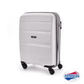 AT美國旅行者 24吋 BON-AIR擴充式四輪行李箱(摩登白)