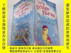 二手書博民逛書店little罕見bridge farm :小橋農場Y200392 不祥