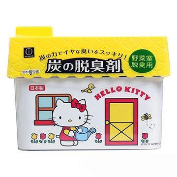Hello Kitty 冰箱除臭劑 蔬果室用(150g)