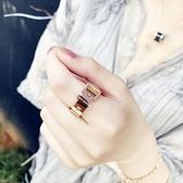 夸張食指戒指女不掉色大氣日韓復古歐美潮人學生時尚個性指環飾品   新品全館85折