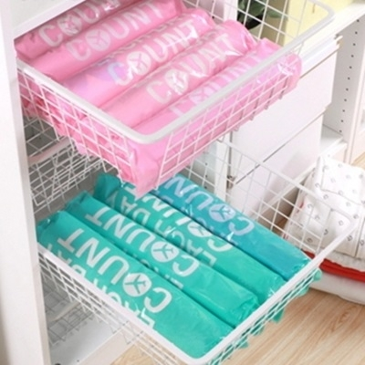真空壓縮袋(六件套)-繽紛色彩旅行出遊居家收納防塵套73l11【時尚巴黎】