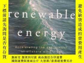 二手書博民逛書店offshore罕見renewable energy LEA-RETD 海洋可再生能源Y14567 見圖片 見