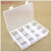 《不囉唆》12格可拆式透明收納盒 塑膠盒/小物盒/組合盒(不挑色/款)【A428251】