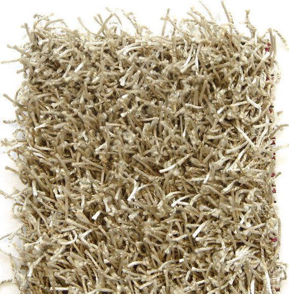 【范登伯格】鑽石☆亮澤長毛混紗地毯-淺棕-160x230cm