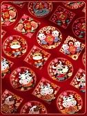 2021牛年福字門貼紙卡通立體玻璃貼窗花貼春節過年新年裝飾品布置 創意新品