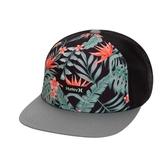 Hurley  M HRLY MIXTAPE HAT BLACK/GREY  棒球帽-黑(男/女)