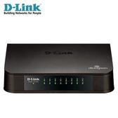 D-Link 友訊 DES-1016A 16埠桌上型乙太網路交換器【加贈手機防水袋】