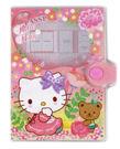 【卡漫城】 Hello Kitty 防水護照套 質感閃光 花園 ㊣版 證件套 凱蒂貓 三麗鷗 卡片套 收納本 港版