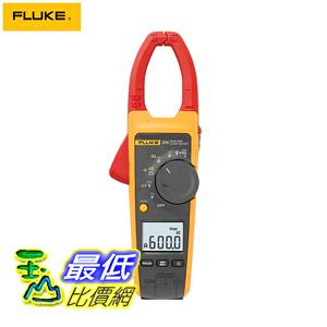 [玉山最低比價網] FLUKE/福祿克 F375 交流真有效值鉗形表 鉗型表