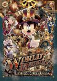 【拼圖總動員 PUZZLE STORY】米奇的機械世界 日本進口拼圖/Tenyo/迪士尼/108P
