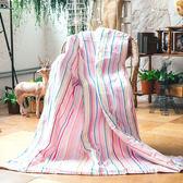 涼被;【舒活物與-粉】;5X6尺;純棉;LAMINA台灣製