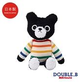 MIKI HOUSE 日本製 DB熊玩偶