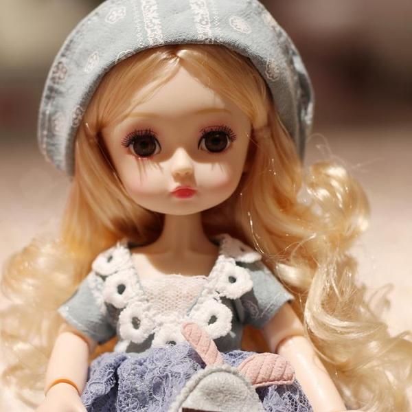 芭比洋娃娃仿真換裝娃娃公主兒童玩具套裝【奇妙商舖】