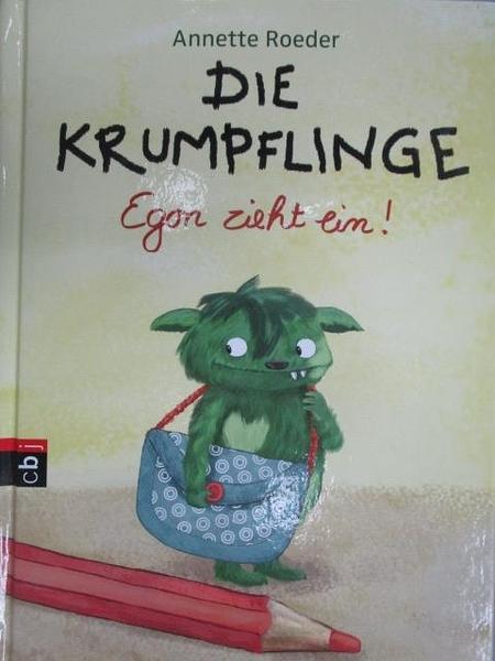 【書寶二手書T5/原文小說_MKB】Die Krumpfkinge_Annette Roeder