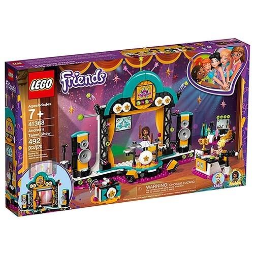 樂高積木 LEGO《 LT41368 》Friends 姊妹淘系列 - 安德里亞的才藝競賽╭★ JOYBUS玩具百貨