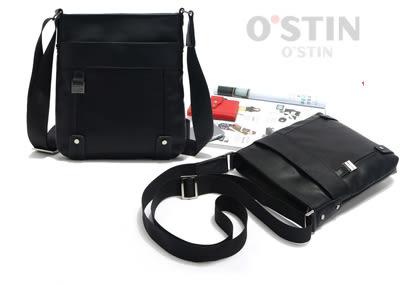 外貿O'stinn 斜跨包小肩包 ipad mini包 黑色