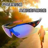 運動款太陽眼鏡墨鏡  戶外運動必備 8223