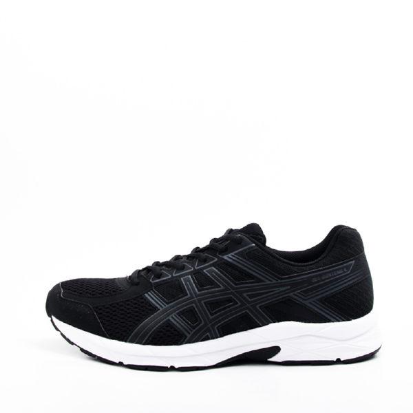Asics 亞瑟士 男慢跑鞋 GEL-CONTEND 4 (4E楦頭) (黑) T716N-9097 【胖媛的店】