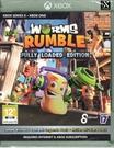 【玩樂小熊】現貨 XBSX/XBOXONE遊戲 百戰天蟲 大混戰 完全版 鬥毆 Worms Rumble 中文版