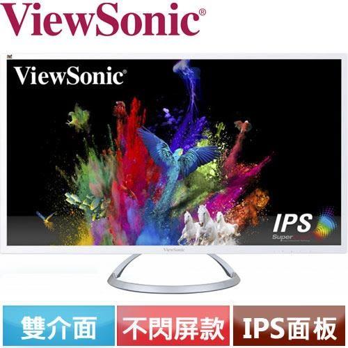 ViewSonic優派 32型 IPS 2K解析螢幕 VX3218-SHDW