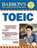 (二手書)Barron's TOEIC with MP3 CD: Test of English for International Co..
