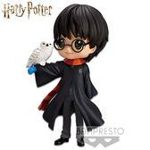 10月預收 玩具e哥 景品  Q posket 哈利波特 II  2 嘿美貓頭鷹 單售A款 一般色 再販代理35894