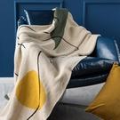 春秋薄款毛毯辦公室午睡毯沙發毯子單人蓋腿夏季空調毯夏天小毛毯 青木鋪子「快速出貨」