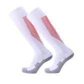 暢動加厚足球襪長筒男成人兒童球襪踢球毛巾底運動襪子足球長襪