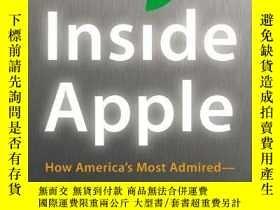 二手書博民逛書店Inside罕見Apple-蘋果內部Y436638 Adam Lashinsky Business Plus,