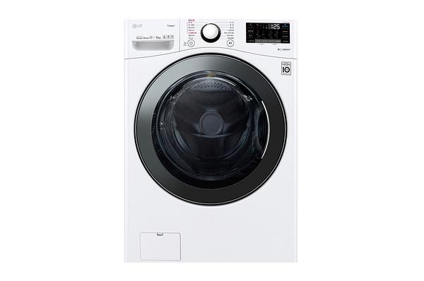 ***東洋數位家電***含運+安裝 LG WiFi滾筒洗衣機(蒸洗脫烘) 典雅白 / 17公斤 WD-S17VBD