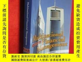 二手書博民逛書店Multinational罕見Financial Managem