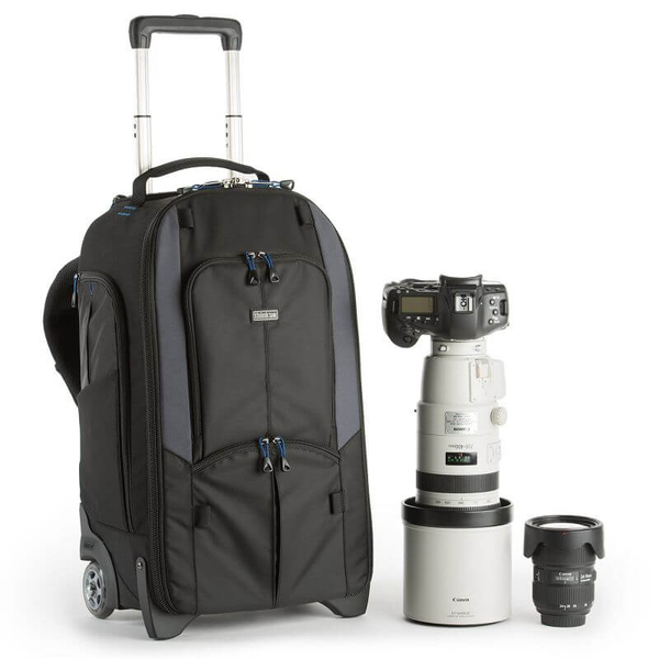 ThinkTank StreetWalker Roller Backpack V2.0 滾輪拉桿雙肩後背 Rolling 街頭旅人行李箱【公司貨】TTP730497 Y42