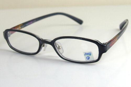 韓國進口TR90材質塑膠鈦TR90時尚近視用光學膠框1003/1004(共6色)