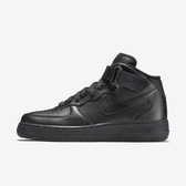 Nike Air Force 1 Mid 07 [366731-001] 女鞋 休閒 經典 街頭 情侶 中統 黑
