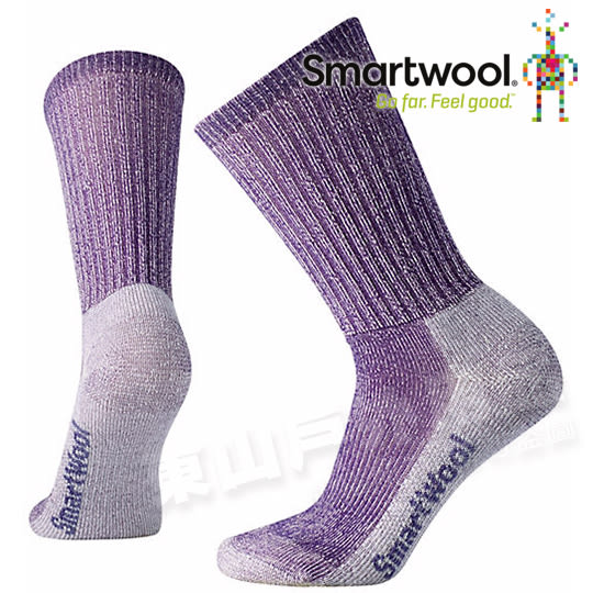 SmartWool Hike LT SW293-532葡萄紫 女輕量減震型健行中長襪 美麗諾羊毛襪/機能排汗襪/戶外運動襪雪襪